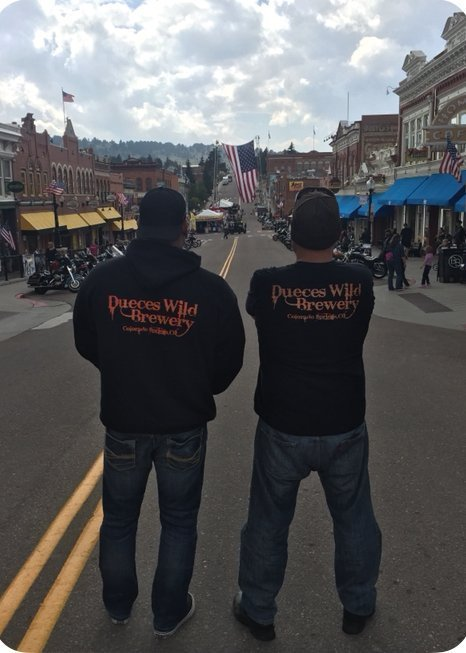 Canyon City, CO. Thank you Mike & Steve!