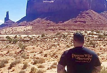 Monument Valley, Utah. Thank you Steve!