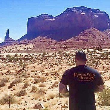 Monument Valley, Utah. Thank you Steve!
