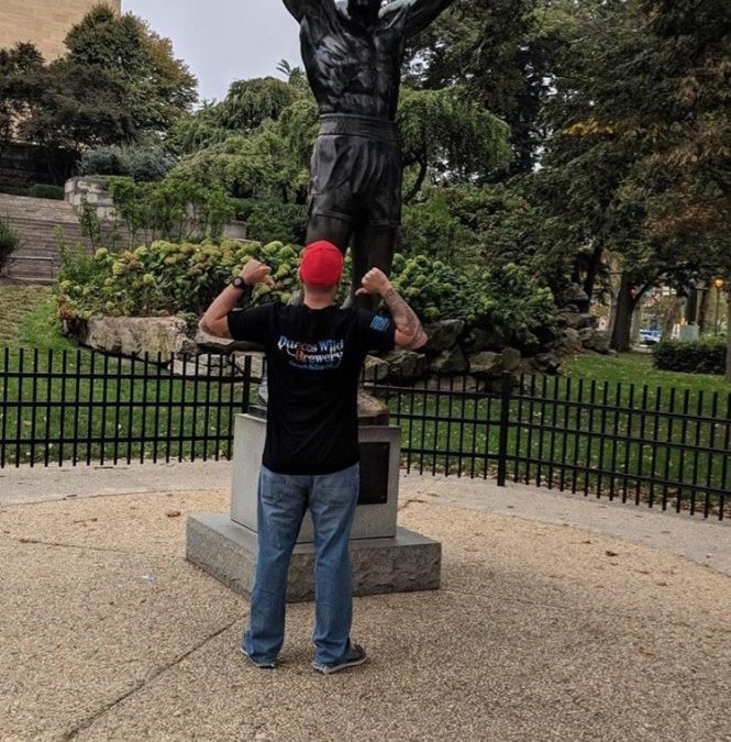 Philadelphia, PA!