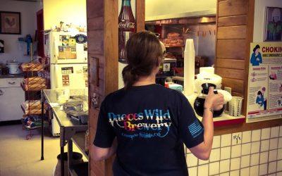 Gail's Diner- Nichols, NY. Thank you Jenny!