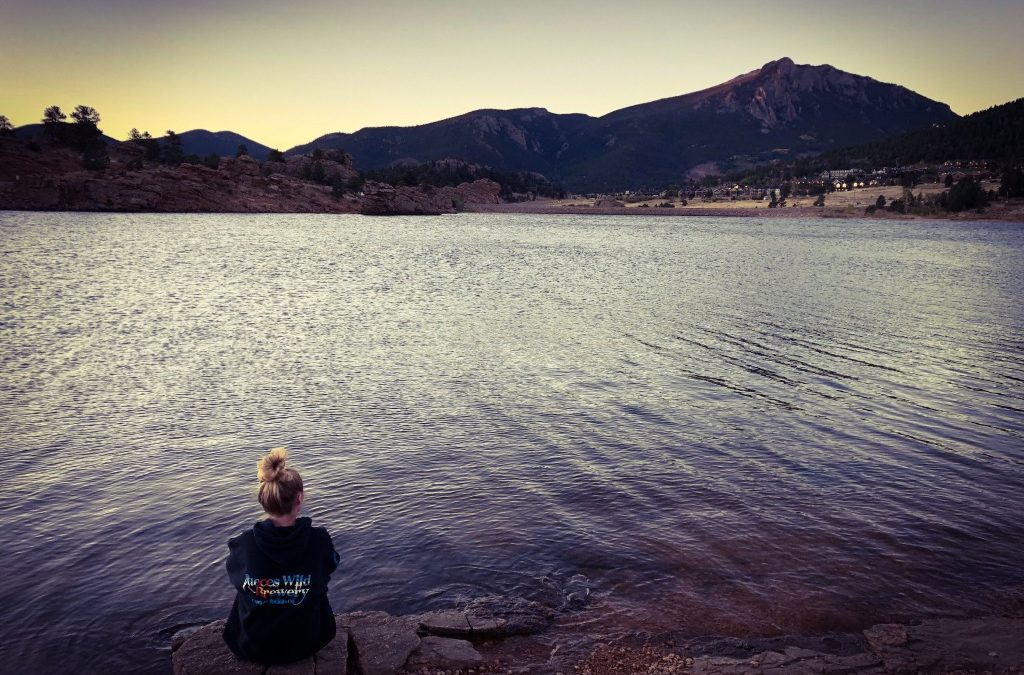 Estes Park, CO. Thank you Sarah!