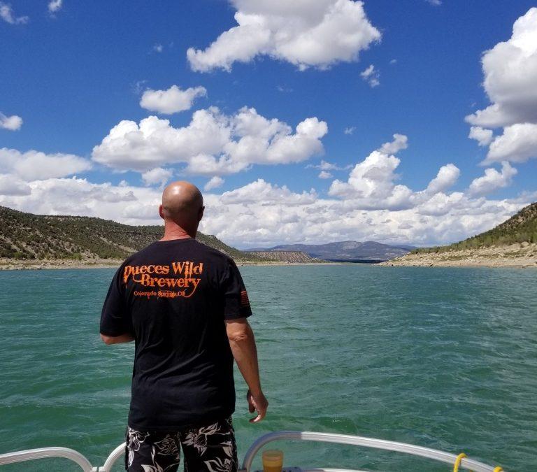 Navajo Reservoir, NM. Thank you Russ!