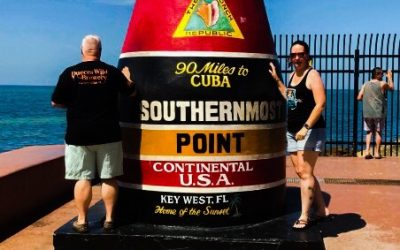 Key West, Florida. Thank you Dave & Brandy!