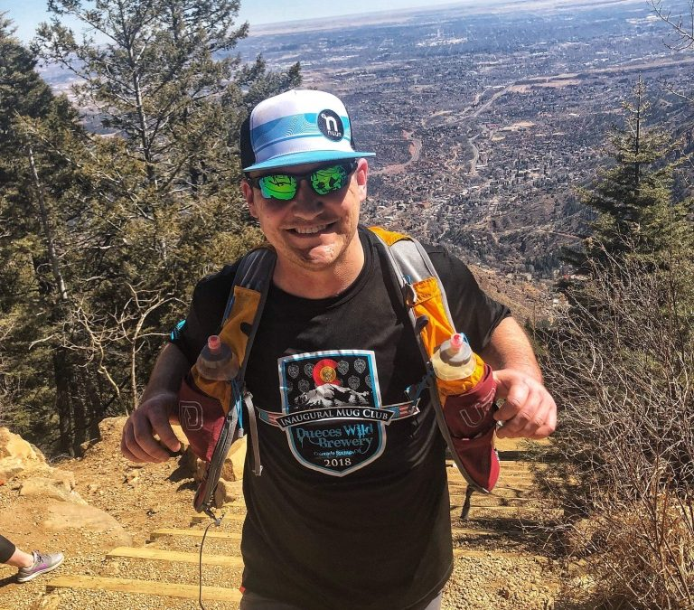 Manitou Incline, Colorado. Thanks Caleb!